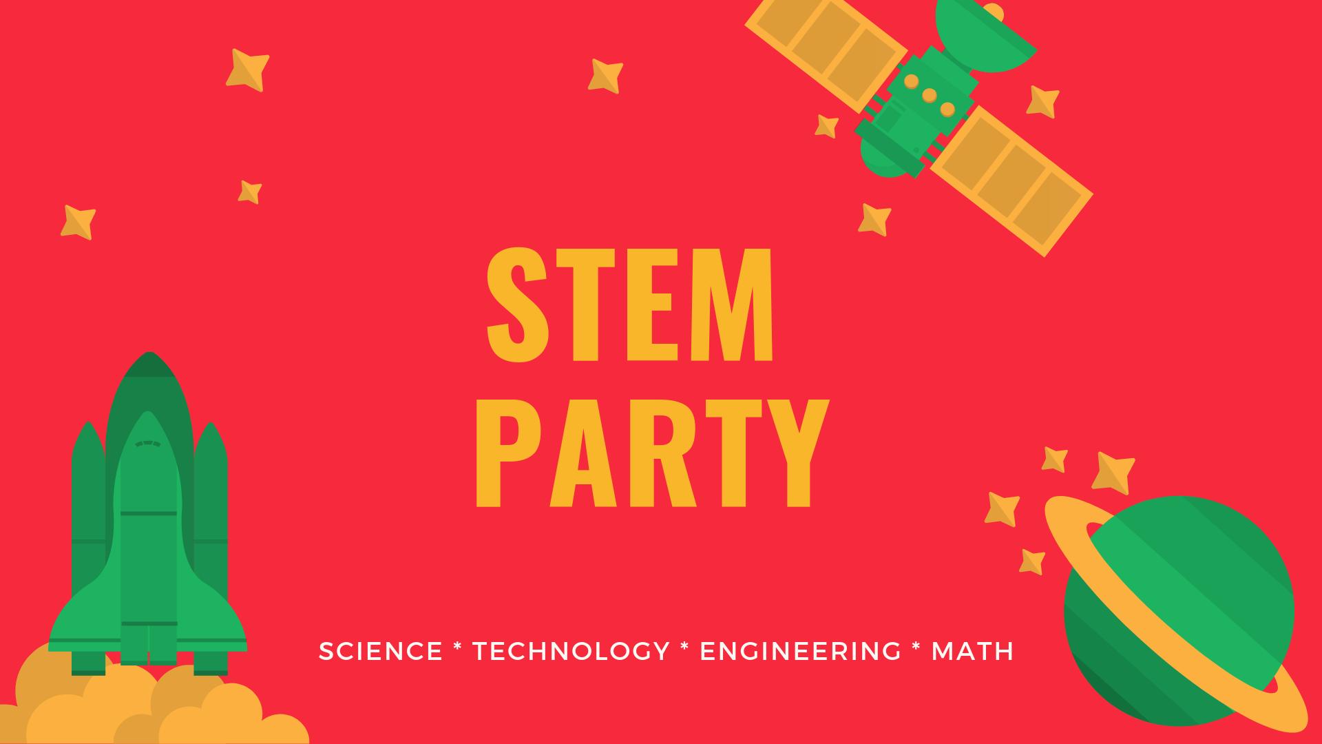 STEM Party – Alexa Skill